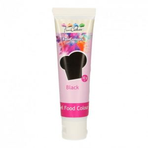 COLORANTE GEL NEGRO 30 GR – FUNCAKES
