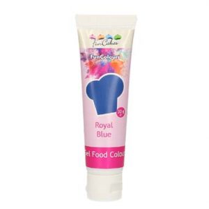 COLORANTE GEL AZUL REAL 30 GR - FUNCAKES
